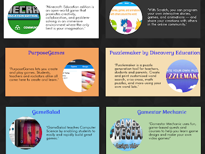 12 Good Tools for Creating Educational Games