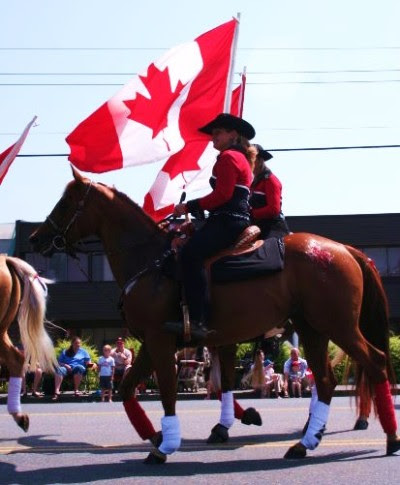 RCMP-officers-on-horse