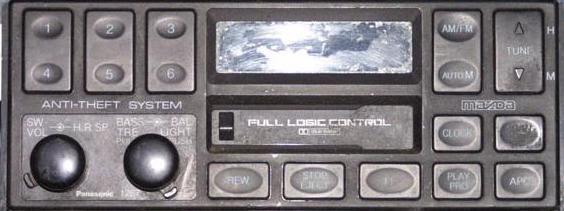 Miata Audio Pinouts