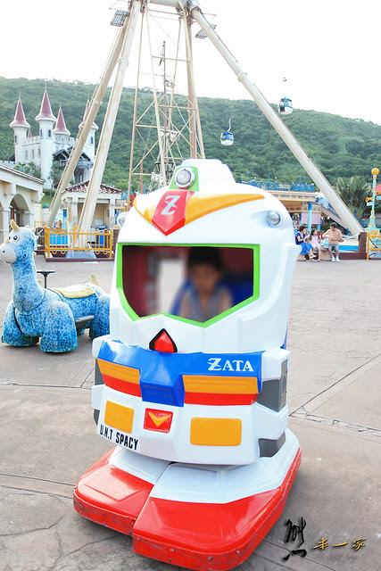 [花蓮壽豐親子樂園] 遠雄海洋公園~夏日玩不膩HD MV
