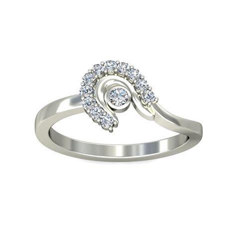 Simple beautiful engagement rings