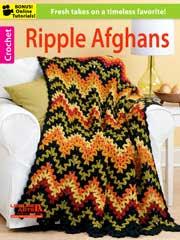 Crochet Ripple Afghans