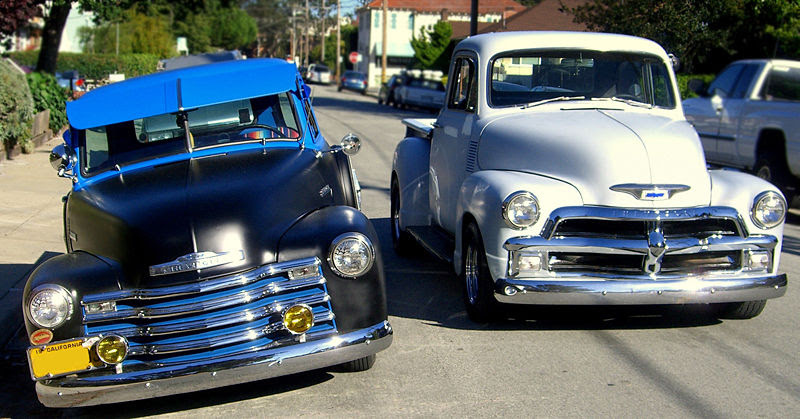 File:49and54Chevy3100.jpg