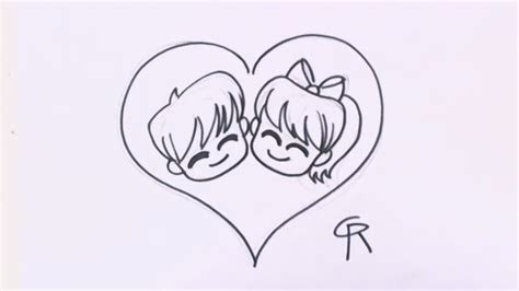 draw chibi characters cute chibi couple  love