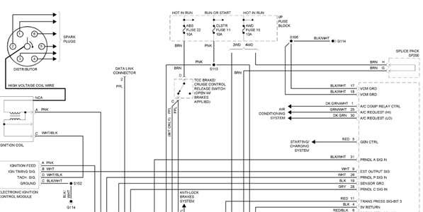 32 1998 Chevy S10 Wiring Diagram - Wiring Diagram List