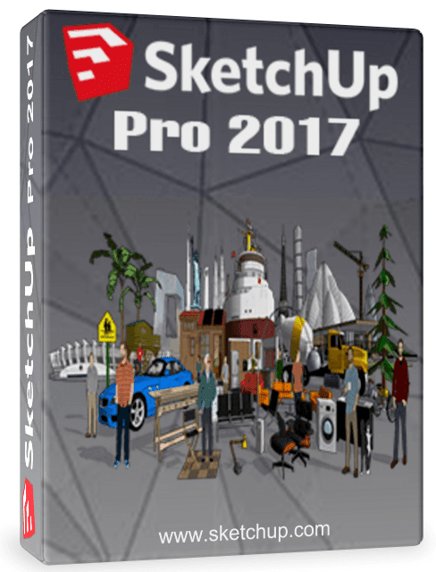 SketchUp Pro 2017 17.0.18899 x64 Free Download