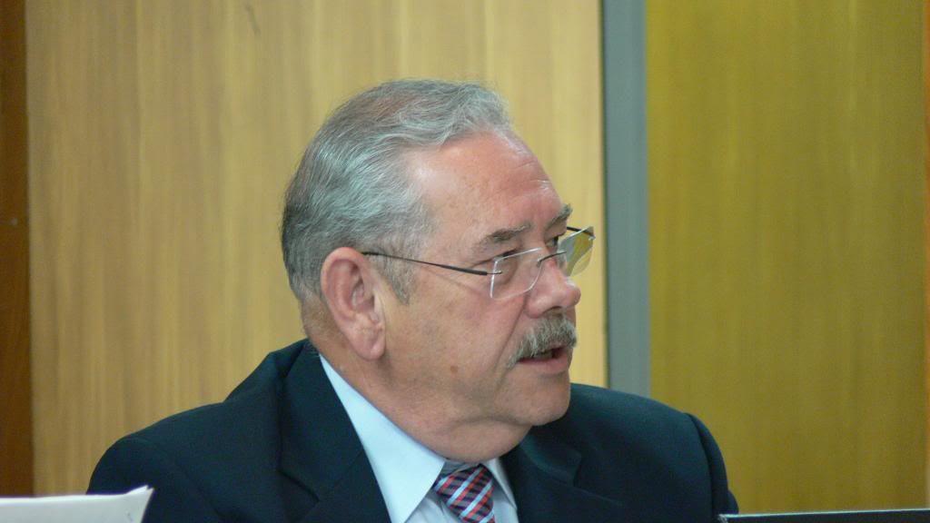 Macon County Manager Jack Horton