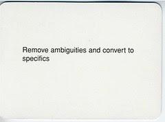 Example: ObliqueStrategies