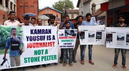 Family of Kashmir photojournalist Kamran Yusuf held by NIA fears for his safety