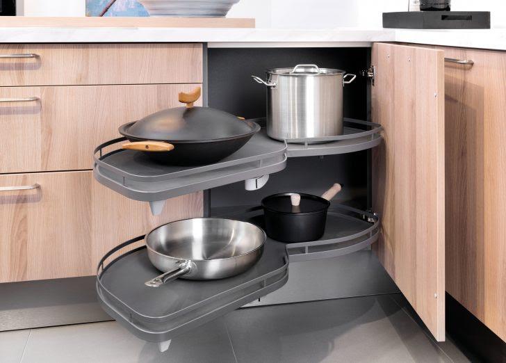 Eckschrank Küche Rondell Gebraucht Schwenkauszug Kleiner ...
