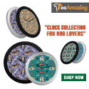Wall Clock Collection for Dog Lovers