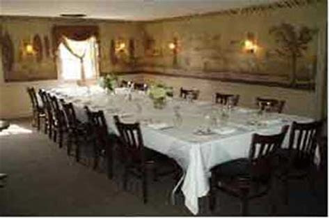 northern nj restaurants  private dining rooms