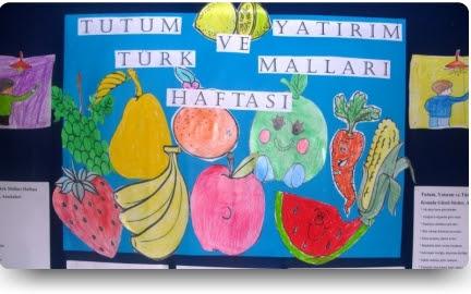 Yerli Malı Haftası şiiri 3 Kıtalık