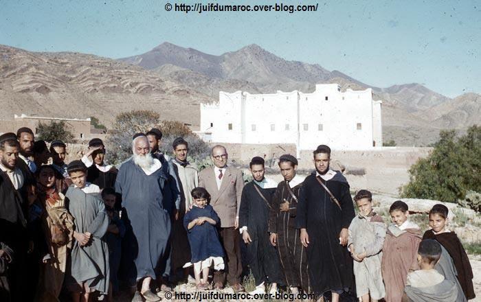 Les Juifs dans le Maroc Nouveau - 1957
