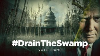 Image result for trump swamp monster