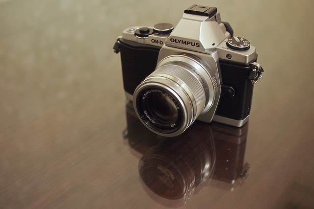 Olympus E-M5 OM-D +45mm f/1.8 M.ZD