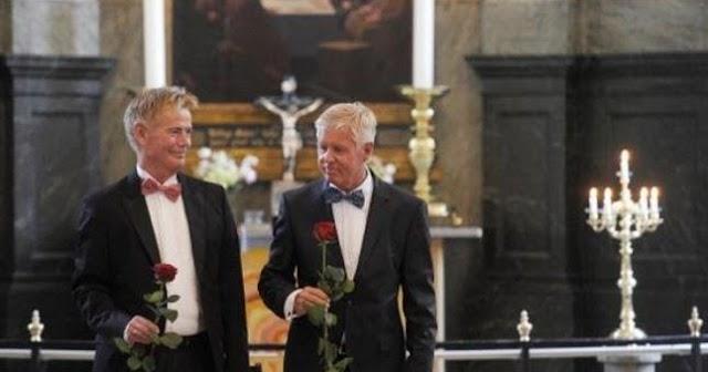 """ΣΟΥΗΔΙΑ: Σουηδός πρωθυπουργός: «Όποιοι ιερείς δεν θέλουν να τελέσουν """"γάμο"""" ομοφυλόφιλων, να βρουν άλλη δουλειά»"""