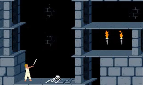 Prince of Persia creator finds lost source code, cues delicate chip fanfare