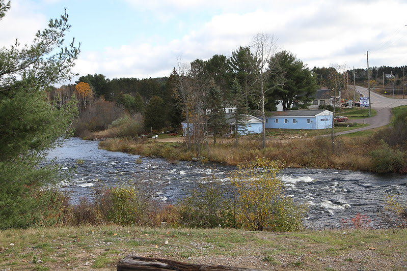 Madawaska River Whitney