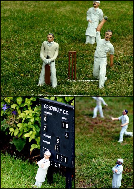 Cricket -- off-break !!