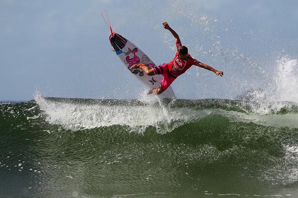 Julian Wilson - 2013 Quiksilver Pro Surfing; Snapper Rocks, Coolangatta, Gold Coast, Queensland, Australia; 11 March 2013. Photos by Des Thureson - disci.smugmug.com.