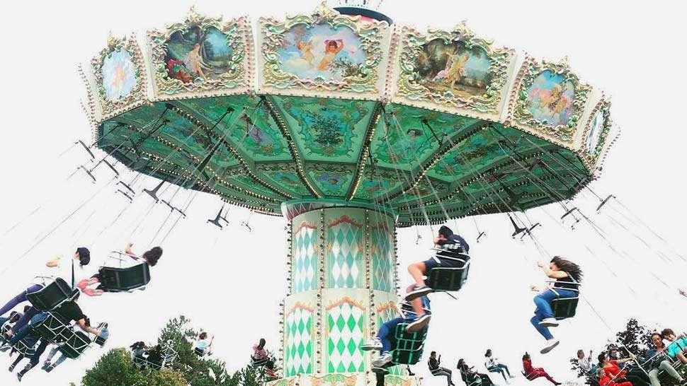 This Paris Amusement Park Is Getting A Louis Vuitton Makeover