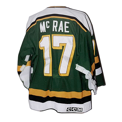 Minnesota North Stars 89-90 jersey