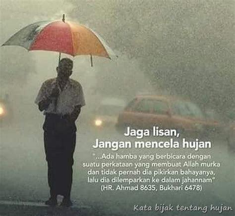 kata bijak ttg hujan lucu  ayo ketawa