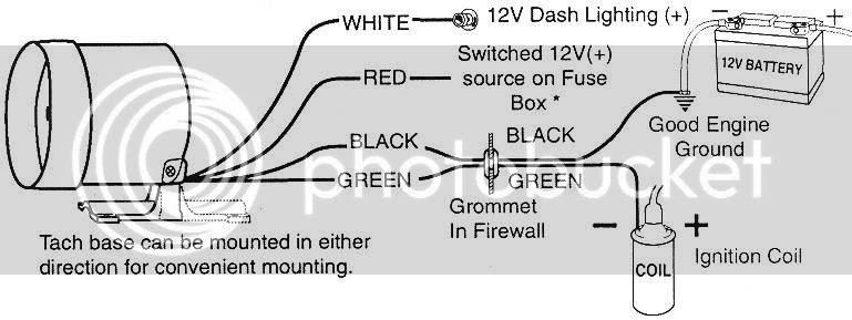 31 Sunpro Super Tach 2 Wiring Diagram
