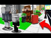 FAKİR EVİNİ TERK ETTİ! 😱 - Minecraft - DeadPies