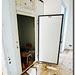 cámara frigorífica blanca