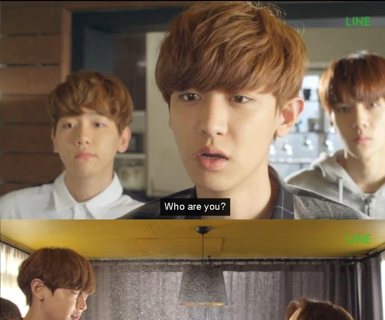 Not clear exo chanyeol hookup alone eng sub ep 1 can believe