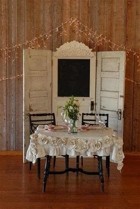 kuenle   Rustic Wedding Decorations   Real Weddings: April