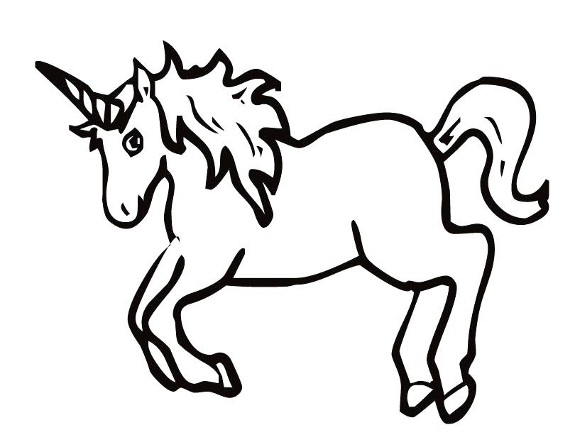 4800 Top Printable Coloring Book Pages Unicorn Images & Pictures In HD