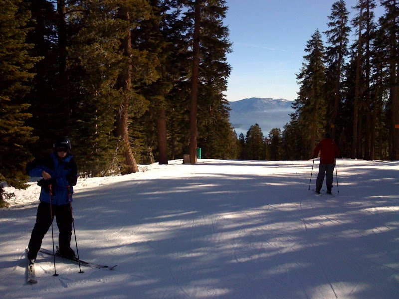 Skiing at Northstar Pic #1