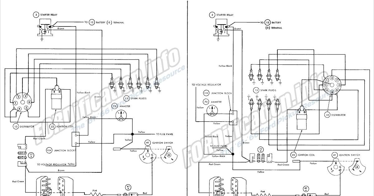Autosportswiring  1964 Willys Truck Wiring Diagram