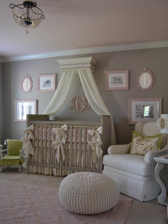 Baby Girl Nursery Room Decorating Ideas - HomesFeed
