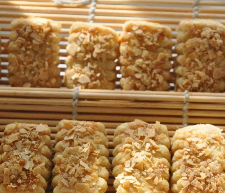 resepi biskut diet surat rasmi Resepi Biskut Sarang Semut Hanieliza Enak dan Mudah