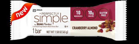 Cranberry Almond Bar