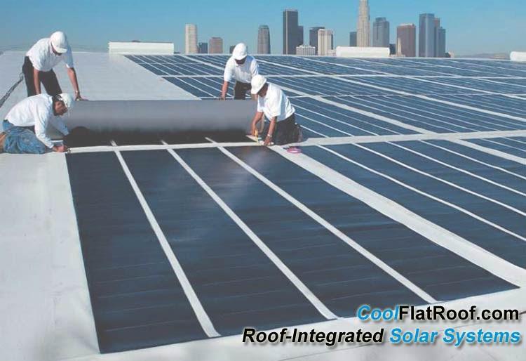 Crystalline Solar Panels for Metal Roofs - Englert, inc
