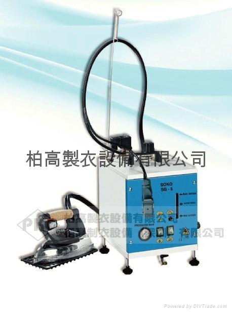Ital Steam Vapor Turbo Light Weight Travel Steam Iron ...