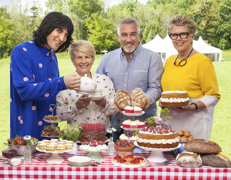 Image result for great british bake off