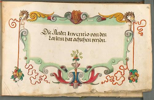 Beschreibung der historischen und allegorischen Personen 1596 (1600) i (chapter)