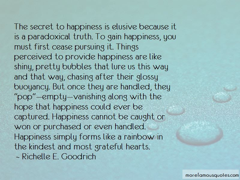 Quotes About Bubbles And Happiness Top 4 Bubbles And Happiness