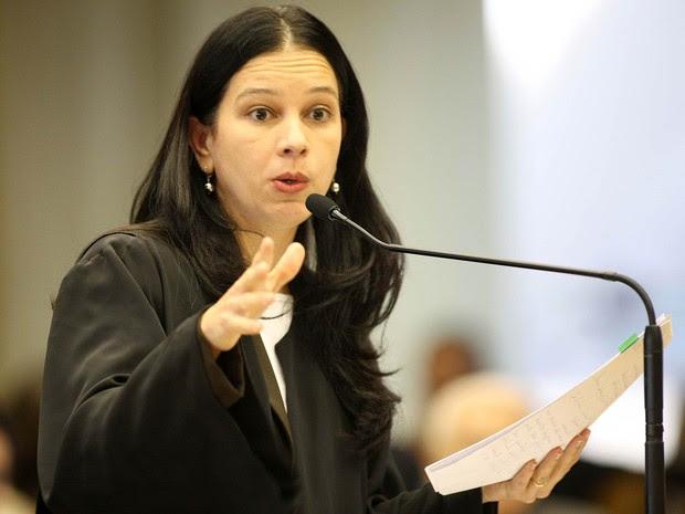 Grace Maria Fernandes Mendonça, convidada por Temer para assumir o cargo de advogada-geral da União, em foto de 2009 (Foto: Gil Ferreira/SCO/STF)