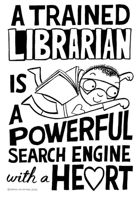 A trained librarian is a powerful search engine with a