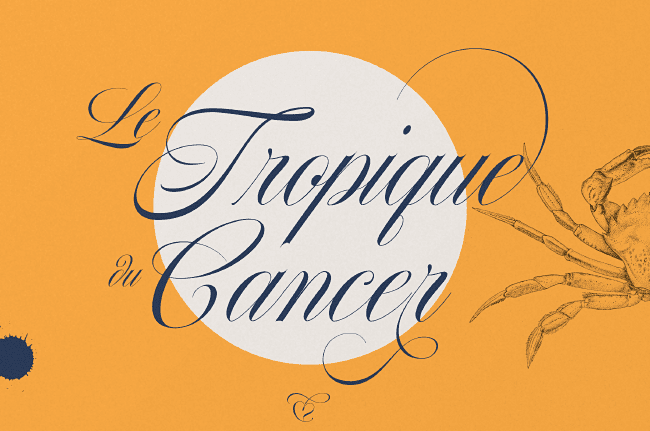 nautica 23 of the most beautiful typefaces from September 2014