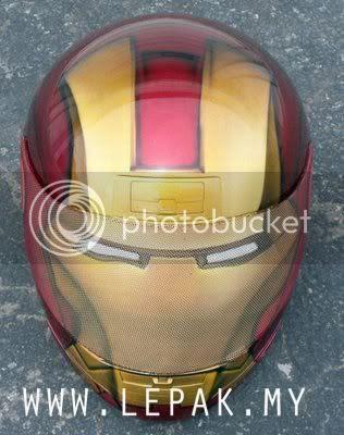 AirbrushHelmet2 [Gambar Menarik] Design Airbrush Helmet Yang Cun