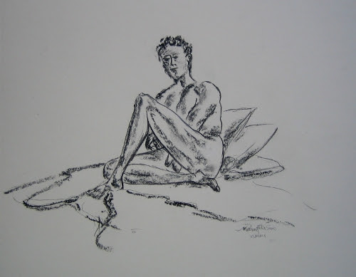 Matthew Felix Sun's Live Drawing _ 5781