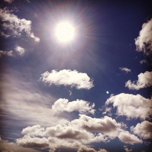 Day46 the sun makes me feel happy :) 2.15.13 #jessie365